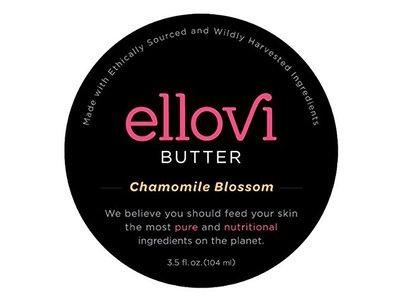 Ellovi Butter, Blossom, 3.5 fl oz