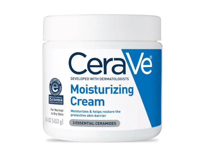 CeraVe Moisturizing Cream, 16 oz/453 g