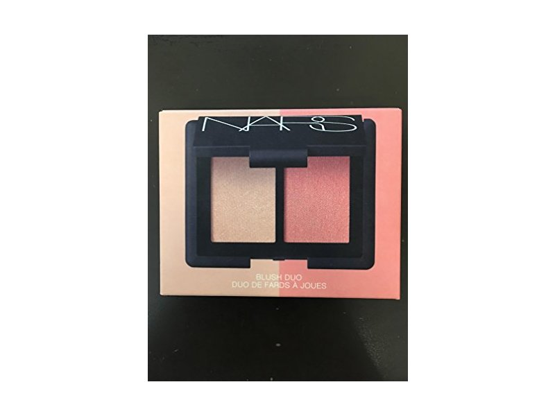NARS Blush Bronzer Duo, Orgasm and Hot Sand, 2.5 gram x 2