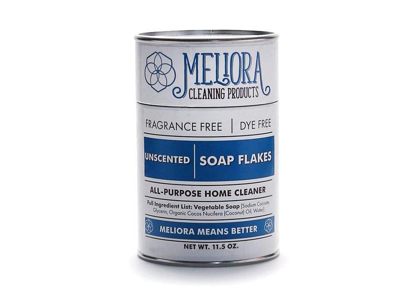 Meliora All-Purpose Soap Flakes, 4 oz