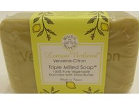 Biscous De Provence Lemon Verbena Verveine-Citron Triple Milled Soap - Image 5