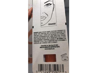 L'Oreal Paris True Match Color Correcting Crayon, Orange 403, 0.1 oz - Image 4
