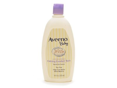 Aveeno Baby Tear-free Calming Comfort Bath, 18 fl oz - Image 1