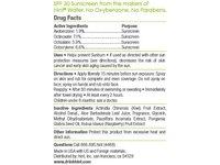 Hint Pear Sunscreen Spray SPF 30, 6 fl oz - Image 6