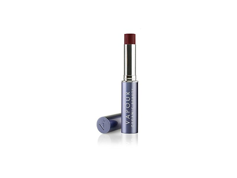 Vapour Organic Beauty Siren Lipstick, Knockout, 0.11 oz