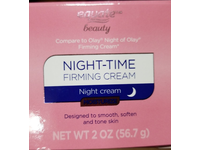 Equate Beauty Night Time Firming Cream, 2 oz / 56.7 g, Pack Of 2 - Image 3