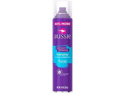 Aussie Instant Freeze Aerosol Hairspray, 10 oz