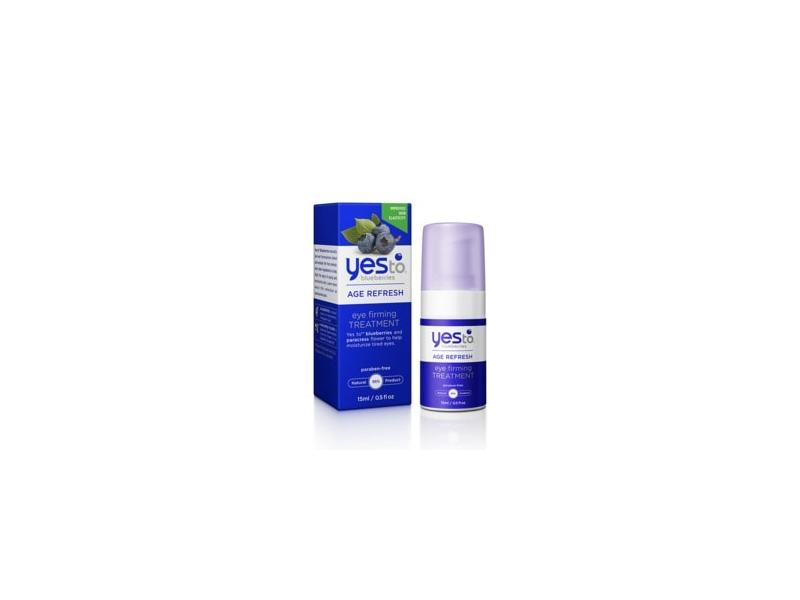 Yes To Blueberries Age Refresh Eye Firming Treatment