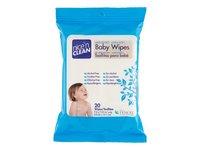 Nice n Clean Baby Wipes, 20 wipes - Image 2