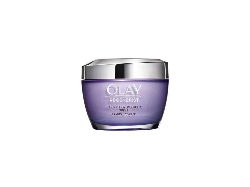 Olay Regenerist Night Recovery Night Cream Face Moisturizer