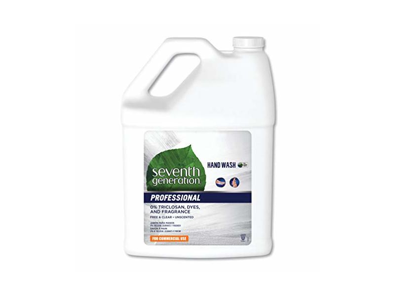Seventh Generation Professional Hand Wash