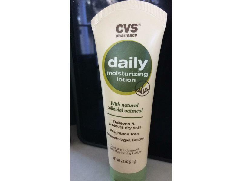 CVS Daily Moisturizing Lotion, 2.5 oz