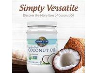 Garden of Life Raw Extra Virgin Coconut Oil -14 Ounce - Image 11