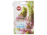 Life Brand Exfoliating Foot Scrub, Peppermint, 15 mL - Image 2