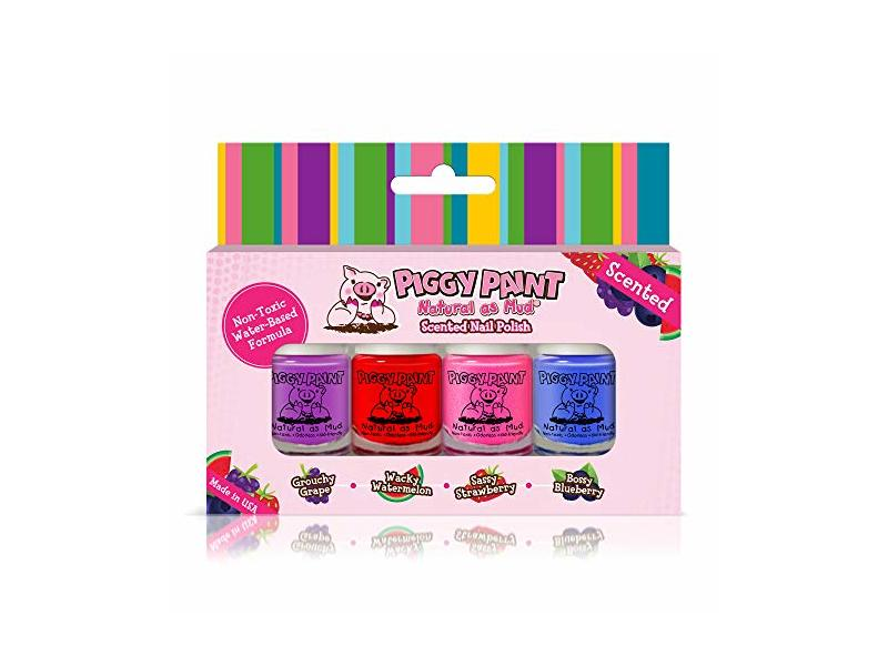 Piggy Paint Scented Girls Nail Polish
