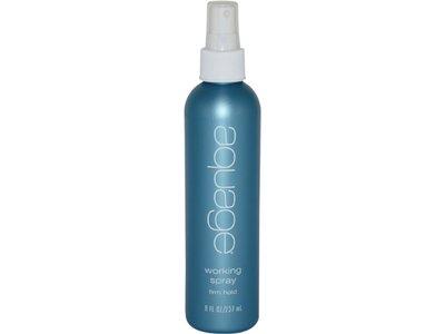 Aquage Working Spray Firm Hold Non-Aerosol Hairspray, 8 Ounce
