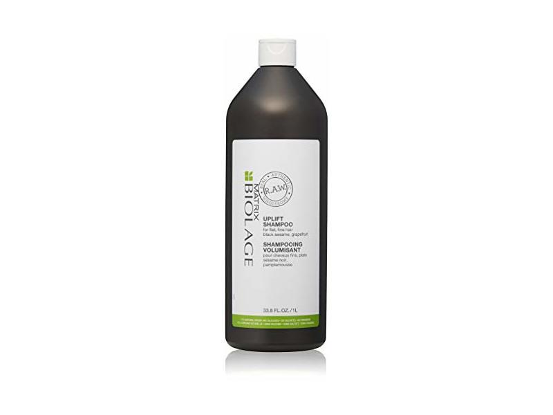 BIOLAGE R.A.W. Uplift Shampoo, Black Sesame and Grapefruit, 33.8 fl. oz.