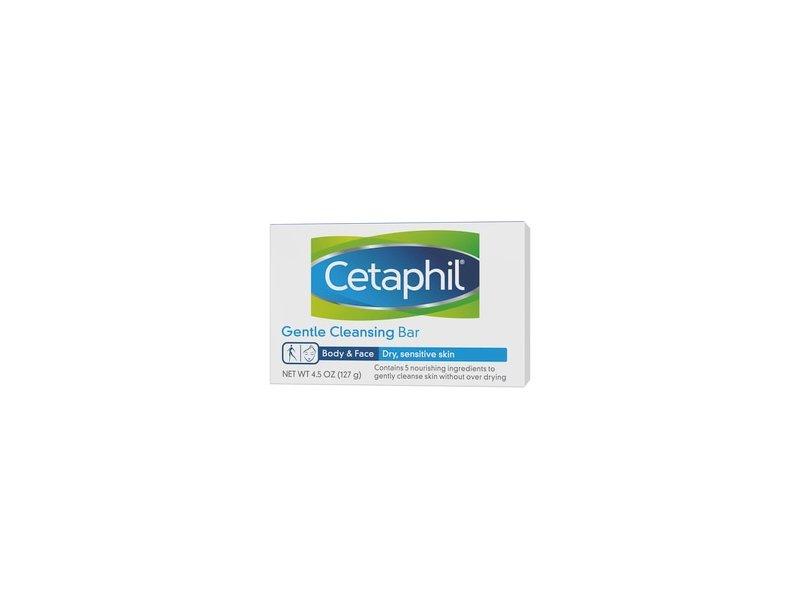 Cetaphil Gentle Cleansing Bars