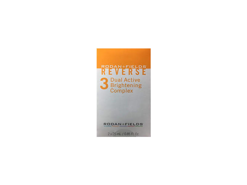 Rodan + Fields Reverse Dual Active Brightening Complex, .85 fl oz