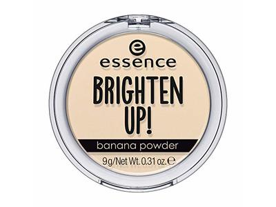 essence Brighten Up! Banana Powder | Mattifying Translucent Powder