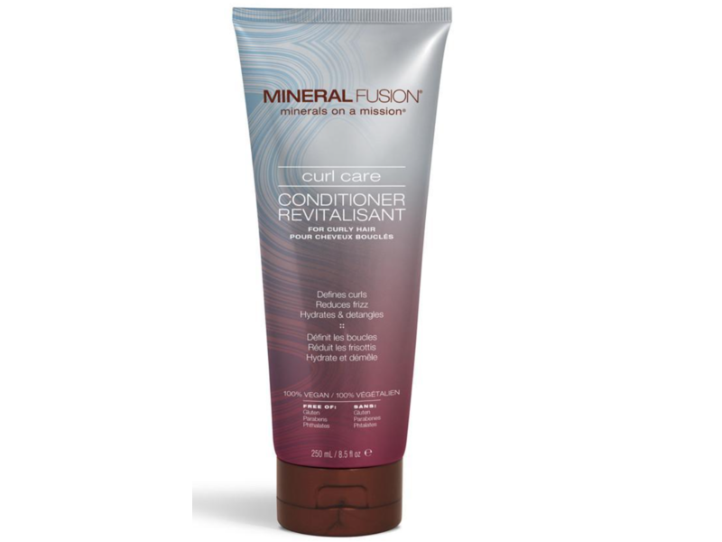 Mineral Fusion Mineral Fusion Curl Care Conditioner, 8.5 Oz
