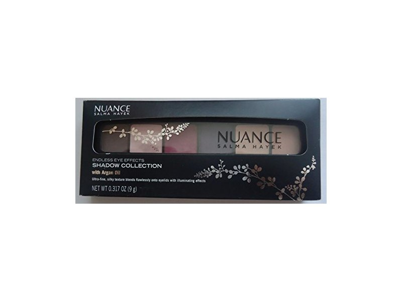 Nuance Salma Hayek Endless Eye Effects Shadow Collection -6947