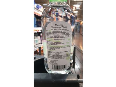 Garnier SkinActive Micellar Cleansing Water All-in-1 Cleanser & Makeup Remover for Oily Skin, 13.5 fl oz - Image 5