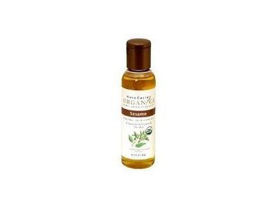 Aura Cacia Sesame Organic Skin Oil, 4 OZ
