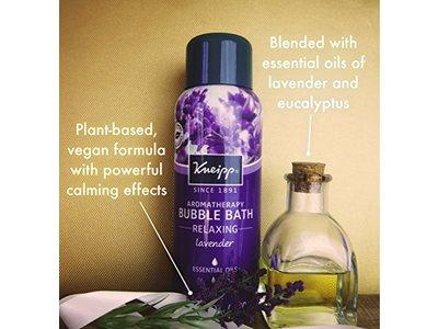 Kneipp Lavender Bubble Bath, 13.52 fl oz - Image 5