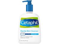 Cetaphil Gentle Skin Cleanser for All Skin Types 16 oz - Image 2