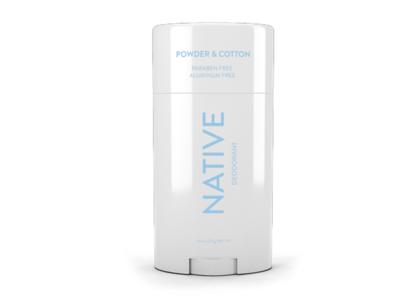 Native Deodorant, Powder & Cotton, 2.65 oz