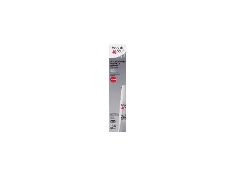 Beauty 360 Accelerated Wrinkle Repair Serum