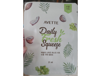 Avette Daily Fresh Squeeze Mask, Grape, 21 ml - Image 3