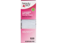 Beauty 360 Cleanser Infused Facial Pads - Image 2