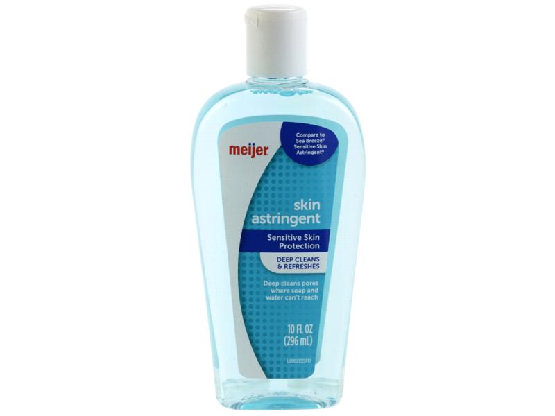 Meijer Astringent Sensitive Skin Protection, 10 fl oz