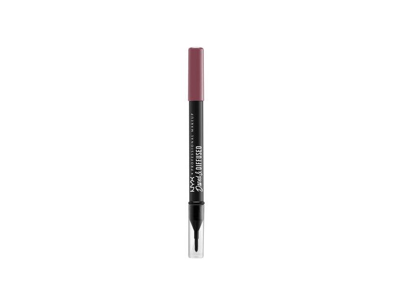 NYX Dazed And Diffused Blurring Lipstick, Killin' It, 3.3 g