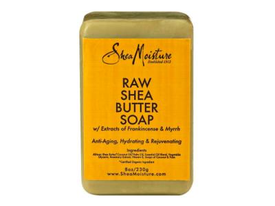 Shea Moisture Raw Shea Butter Bar Soap, 8 oz