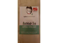 Hydra Aromatherapy Bathtub Tea Wellness Variety Pack, Hangover Buster, 0.25 oz - Image 3