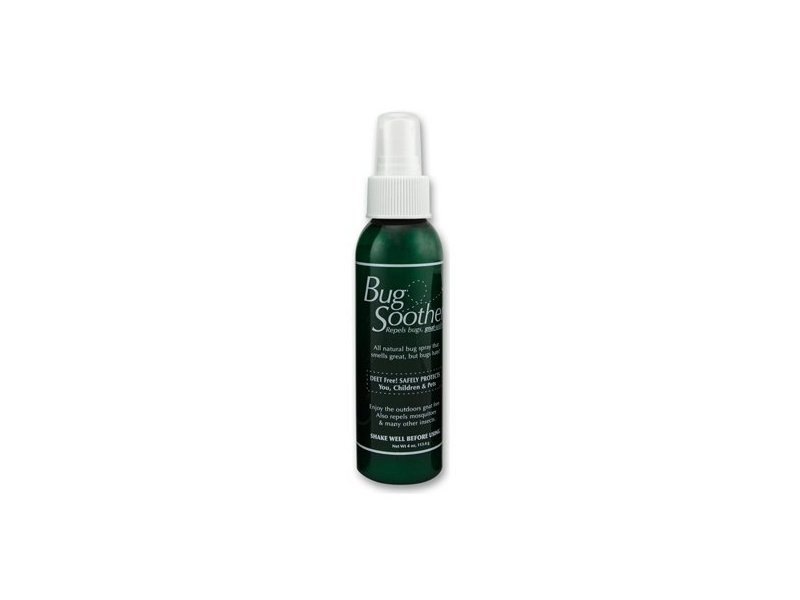 Simply Soothing Bug Repellent, 4 oz