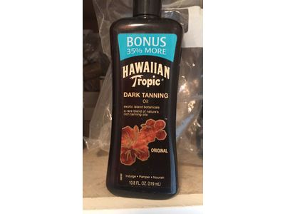 Hawaiian Tropic Dark Tanning Oil, 10.8 fl oz - Image 3