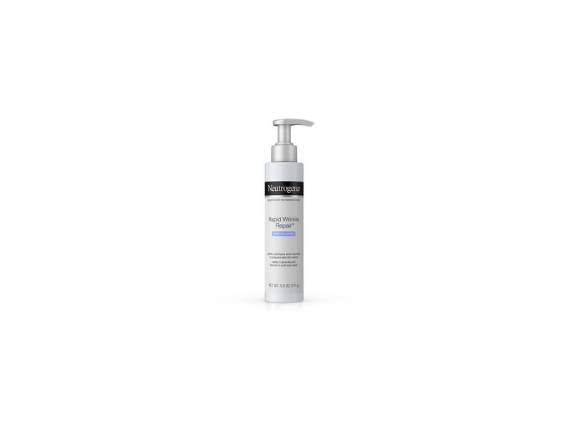 Neutrogena Rapid Wrinkle Repair Anti-Wrinkle Facial Cleanser
