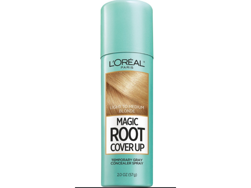 L'Oreal Paris Magic Root Cover Up, Light to Medium Blonde, 2 oz