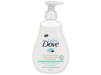 Baby Dove Tip-to-Toe Wash, 384 mL - Image 2