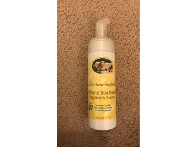 Earth Mama Angel Baby Shampoo Body Wash, Unscented, 5.3 fl oz - Image 3