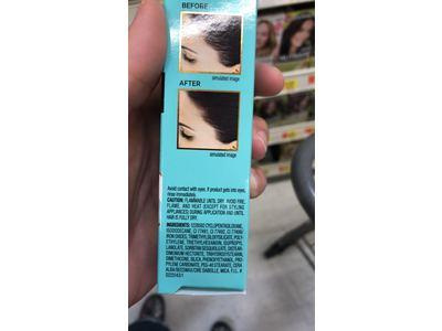 L'Oreal Paris Hair Color Magic Root Precision Temporary Gray Hair Color Concealer Brush, 4 Dark Brown, 0.05 Fluid Ounce - Image 4
