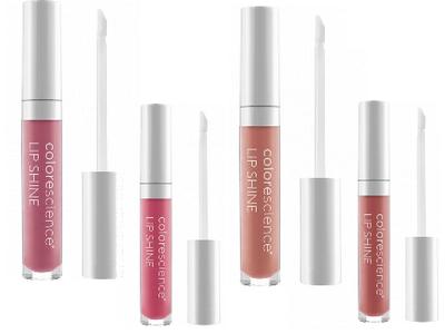 Colorescience Lip Shine, SPF 35, All Colors, 0.13 fl oz