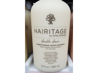 Hairitage By Mindy Mc Knight Double Down Conditioning Wash Shampoo, 13 fl oz / 384ml - Image 3