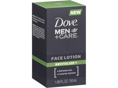 Dove Men+Care Face Lotion, Revitalize - Image 1