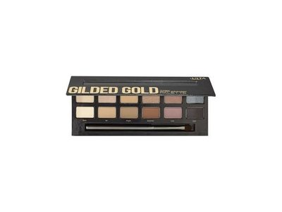 Ulta Natural Eyeshadow Palette, Gilded Gold - Image 1