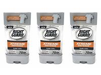Right Guard Gel Xtreme Defense Pure Cool Antiperspirant, 4 oz - Image 2